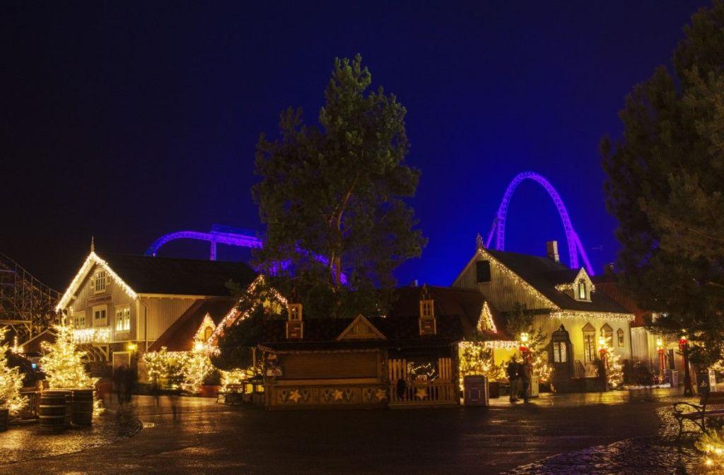 Bluefire a Natale