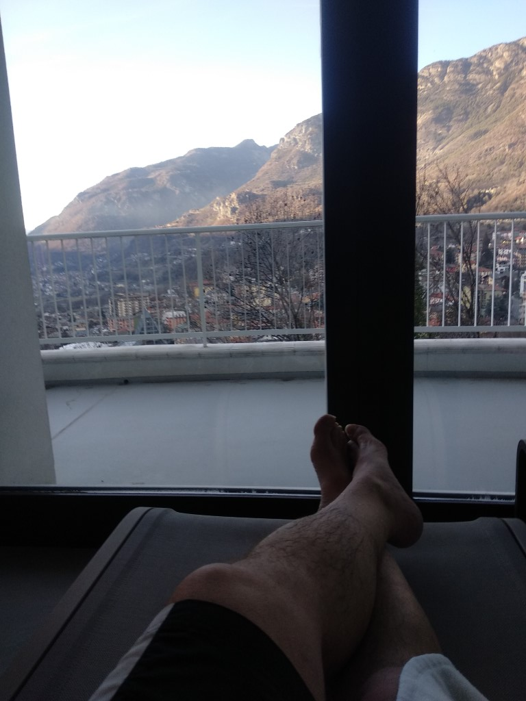 Relax con vista