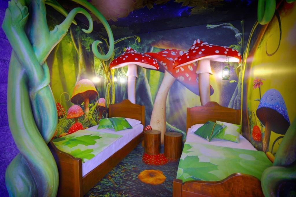 Camera Foresta incantata