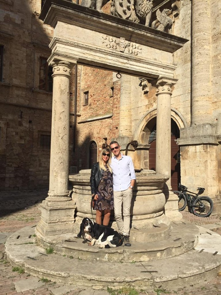 Andrea Valentina e Gastone