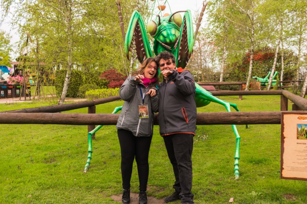 Siamo attaccati dall'insetto gigante