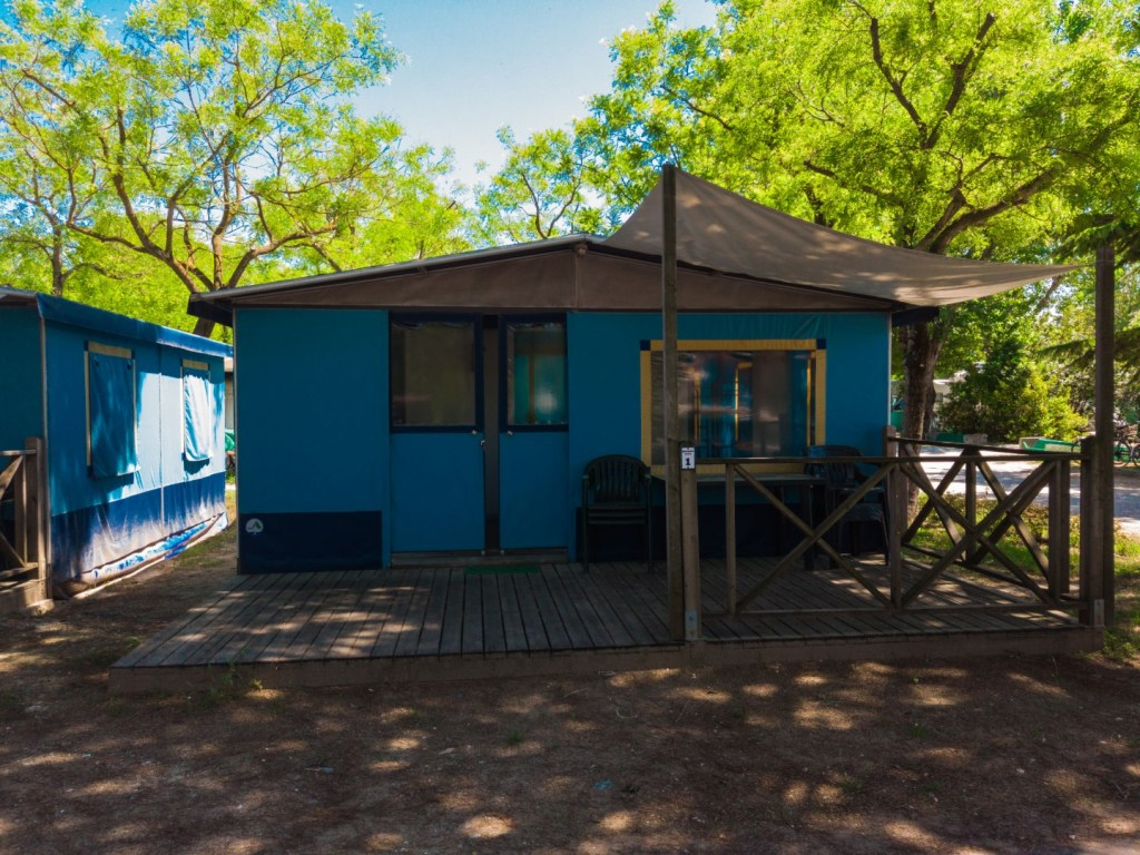 Camping Cesenatico Bungalow