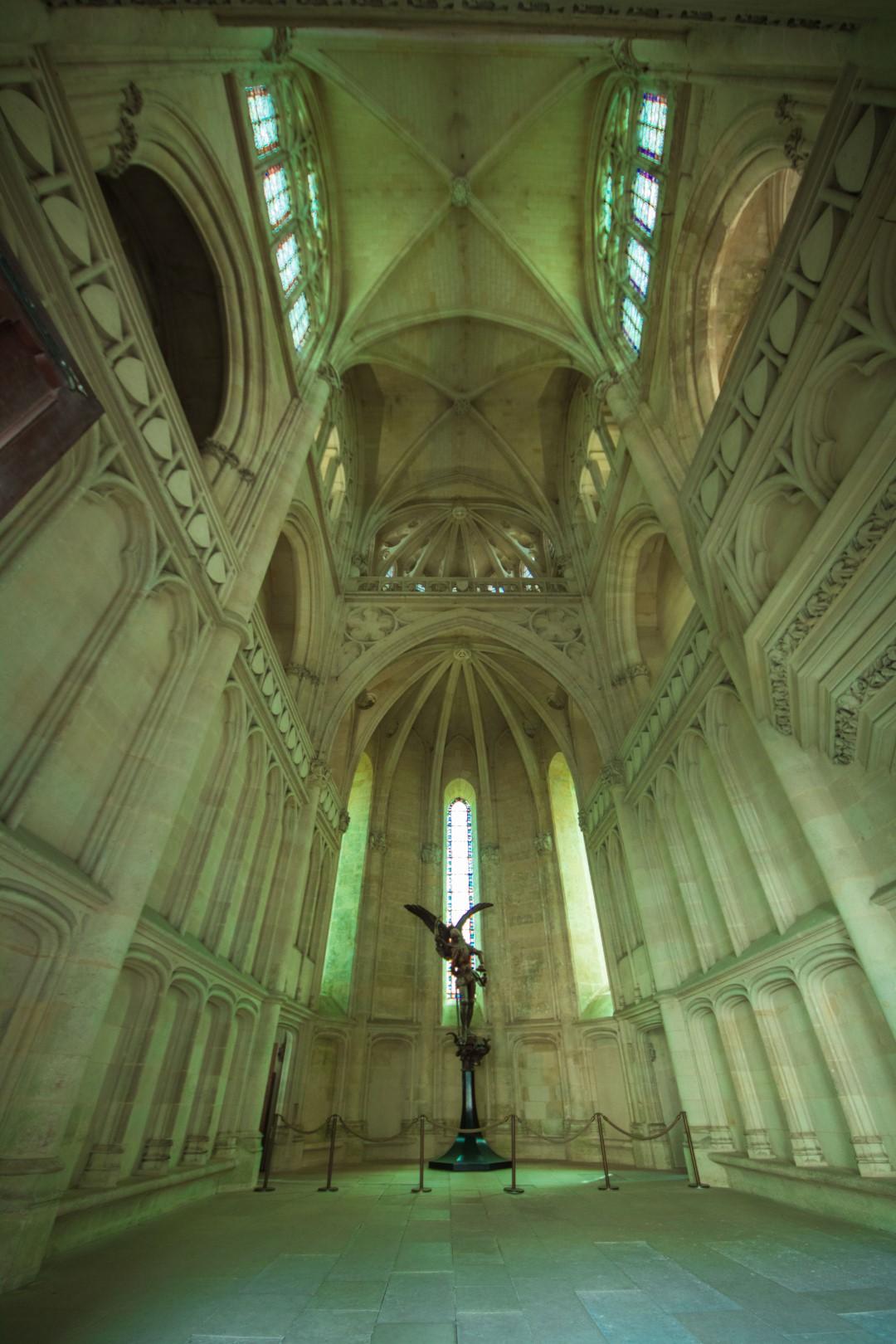 Pierrefonds la cappella