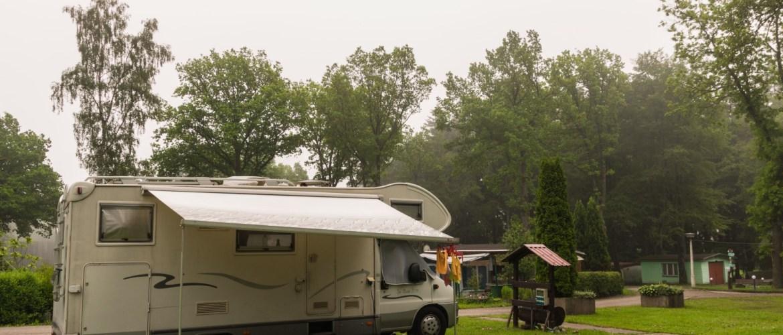 camping in Turingia