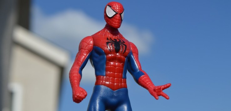spiderman a disneyland paris