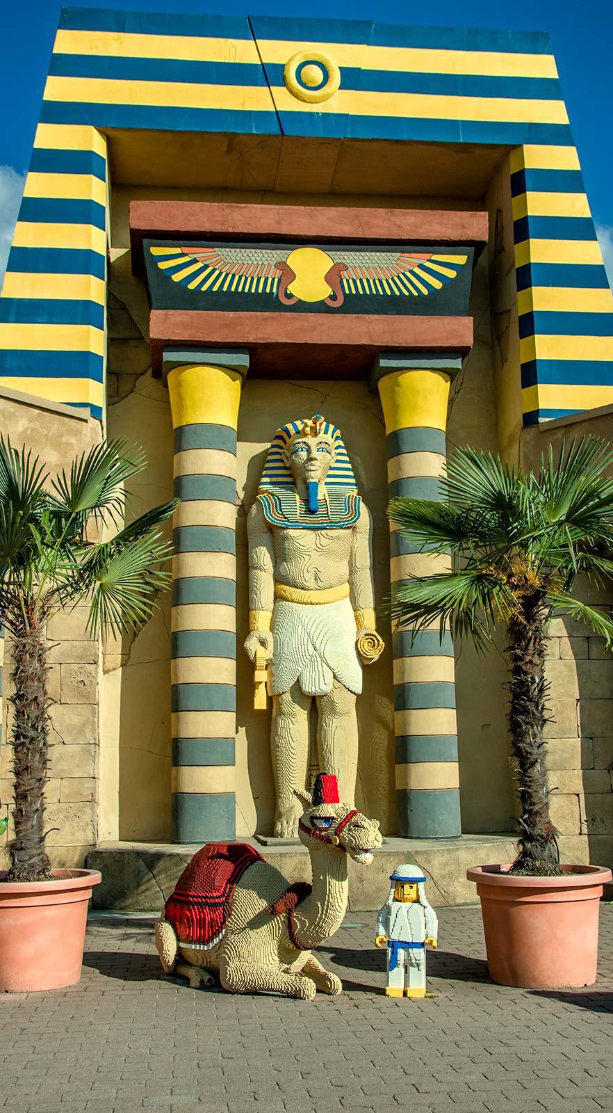 Pharaohs land