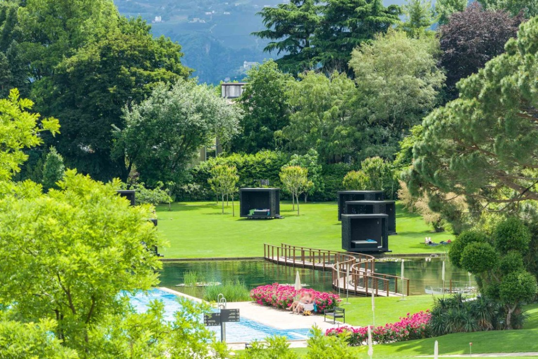 Relax Lounges nel Parco Terme