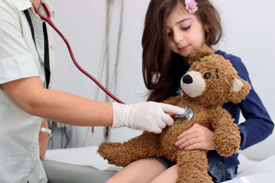 Pediatra al Lavoro
