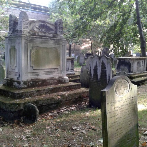 Audit of burial grounds in Greater London