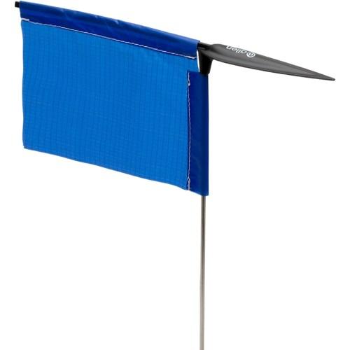 A.167 Blue Racing Burgee