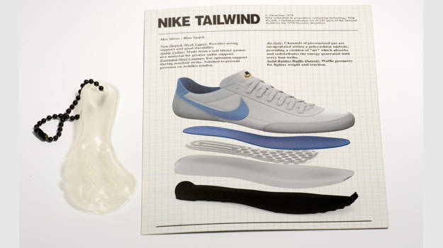 newest 0d5f2 79819 Nike Tailwind, with the internal air sole