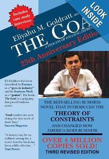 Best Summary + PDF – The Goal, by Eliyahu Goldratt