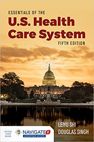 Summary: Essentials of the US Healthcare System (by Shi and Singh