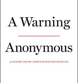 A Warning Book Summary, by Anonymous