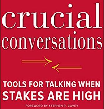 #1 Book Summary: Crucial Conversations, by Kerry Patterson and Joseph Grenny