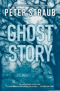 Ghost Story Book Summary, by Peter Straub