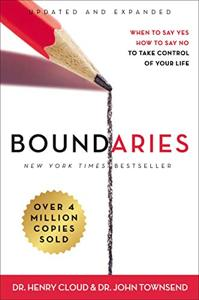 Boundaries Book Summary, by Henry Cloud, John Townsend