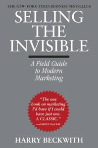 Selling the Invisible Book Summary, by Harry Beckwith