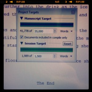 The Girl Alone - 1st Draft Completed