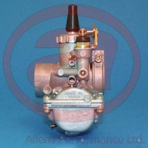 Mikuni VM20-151 Carburettor, Carb, Right View