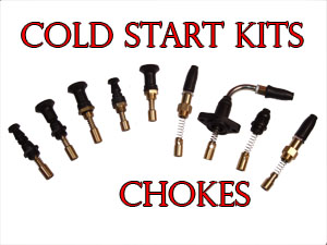 Button for Carb Choke/Cold Start Kits