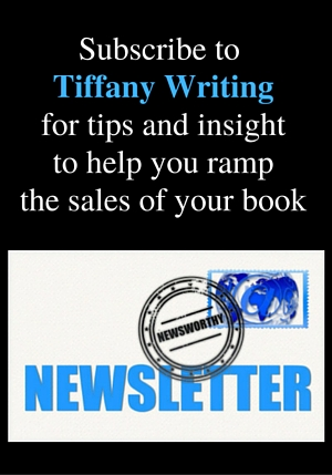 Tiffany Writing, Book Writing, How to write a book, how to write a novel