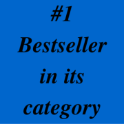 #1 -- It's not every day that your book is a #1 bestseller