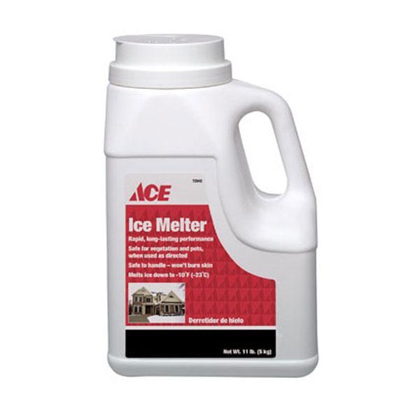 Ice Melt Safe Concrete