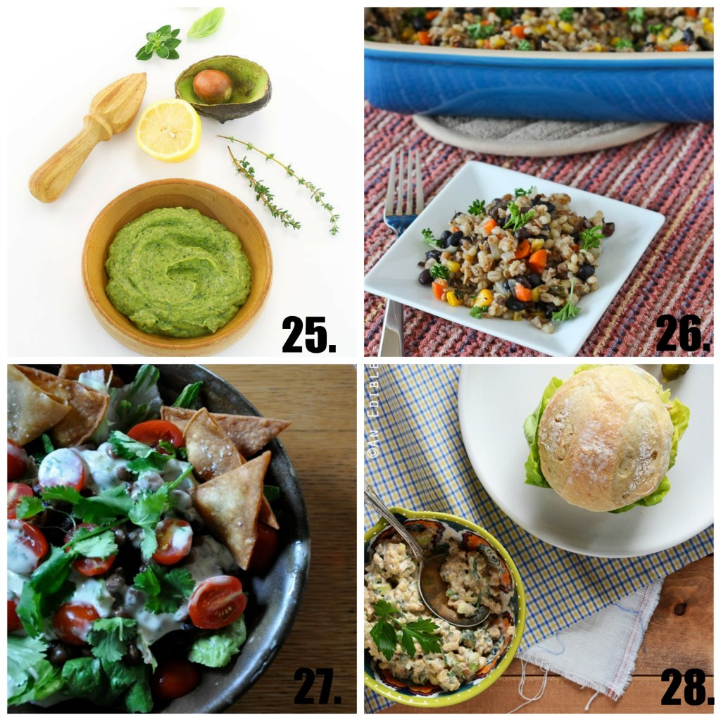 Thirty 30-minute Vegan Recipes by Allergy Awesomeness