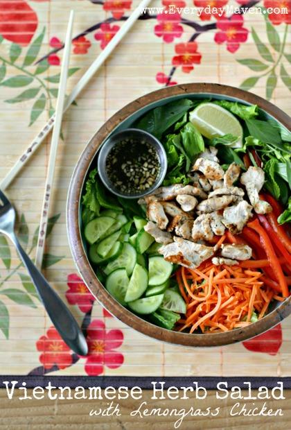 Vietnamese Spring Salad