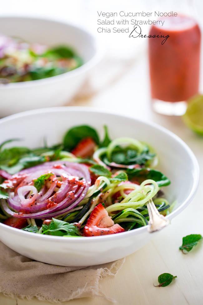 vegan cucumber-salad-picture