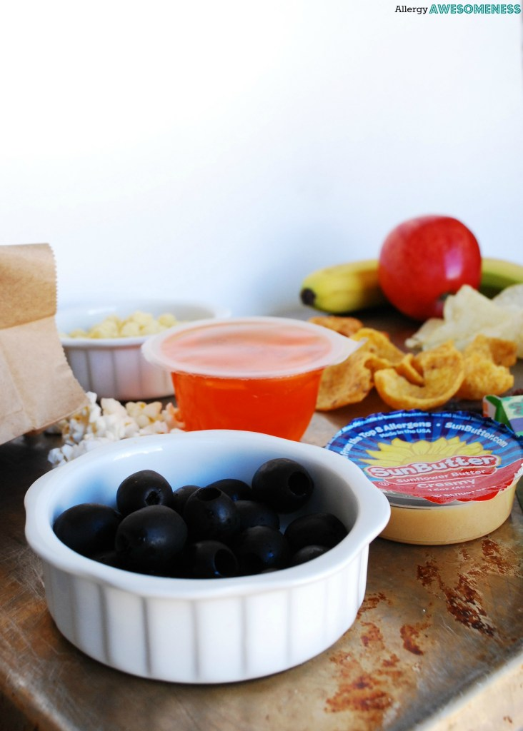 Store bought allergy friendly snacks by AllergyAwesomeness
