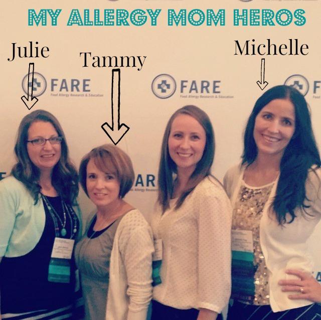 Allergy Mom Heroes