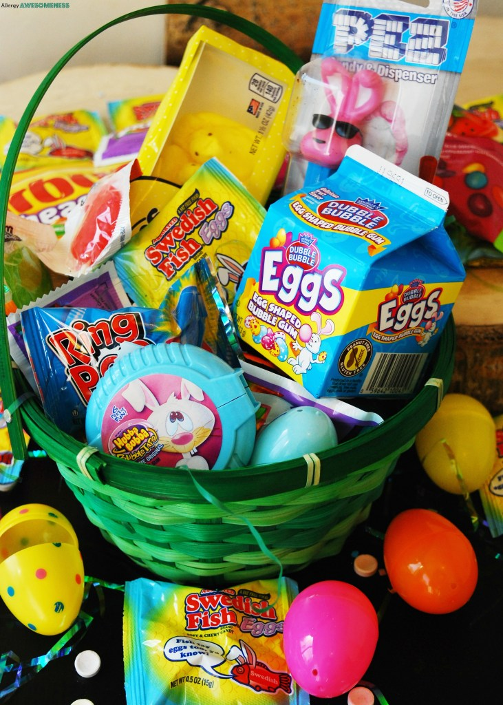 Easter Candy for Food Allergies