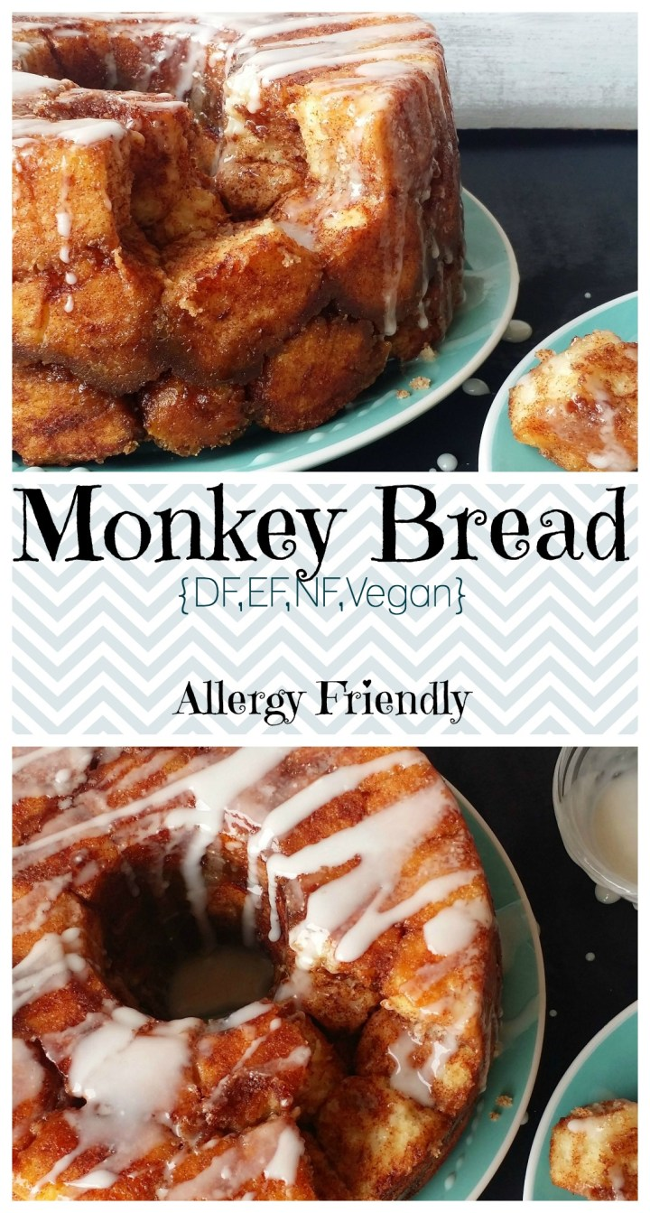 Monkey Bread a.k.a Pull-Apart Bread, delish, allergy friendly