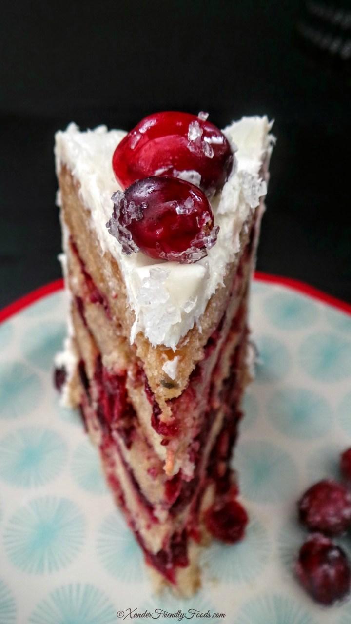 slice ofcake