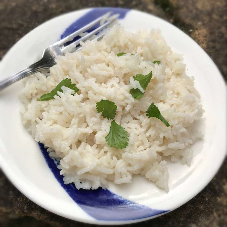 Vegan Coconut rice