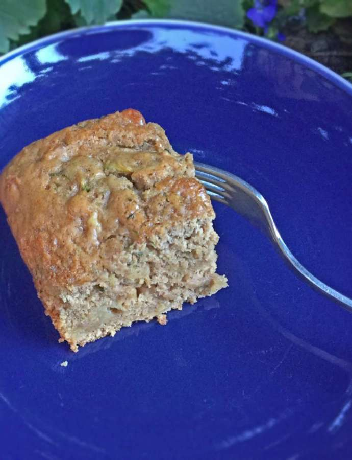 Vegan Courgette Cake