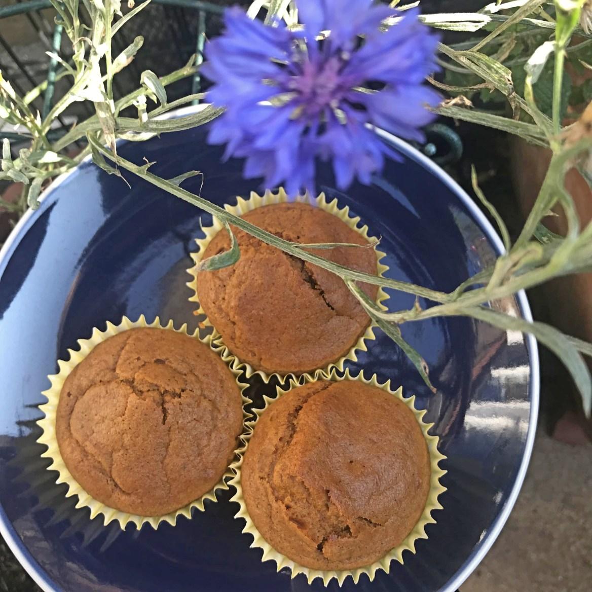 Vegan Spiced Pumpkin Muffins