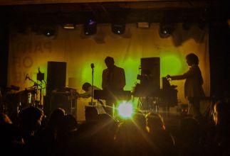 Soulwax live im Tresor, Berlin 2008