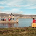 Uros am Titicacasee