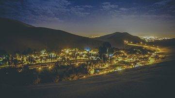 Die Oase Huacachina