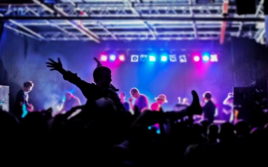 Slagsmalsklubben live auf dem Berlin Festival 2012