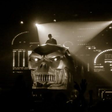Boys Noize live auf dem Sziget Festival 2013