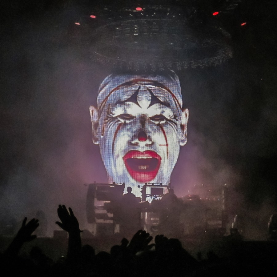The Chemical Brothers live auf dem Hurricane Festival