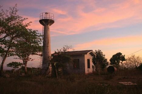 Verlassener Leuchtturm auf Apo