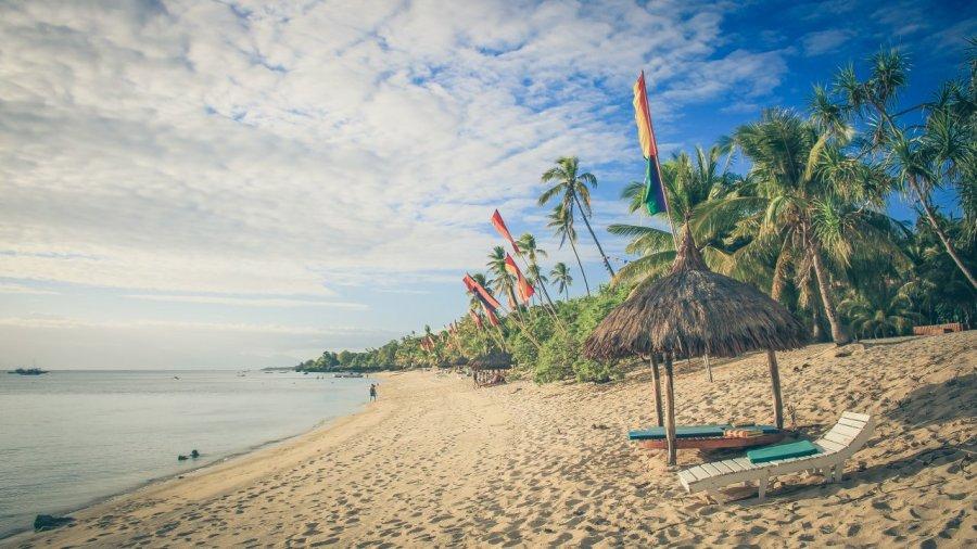 Strand von Siquijor
