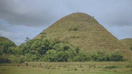Chocolate Hills auf Bohol