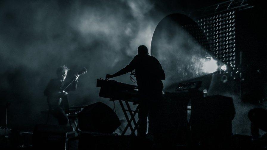 Darkside live auf dem Primavera Festival