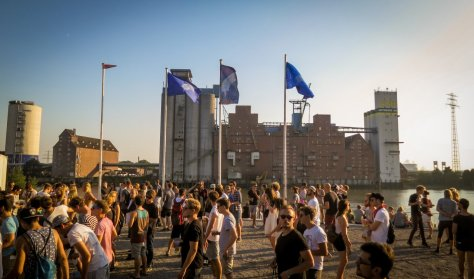 Impressionen vom Dockville Festival